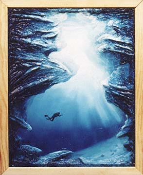 Diver #2